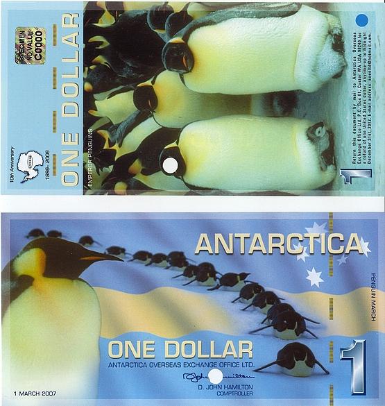 Antarktischer Dollar