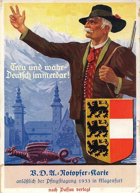 Treu und wahr - Deutsch immerdar