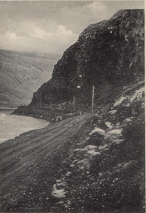 við Leynarvatn in Streymoy