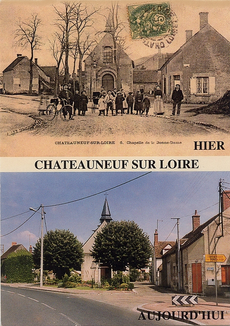 Châteauneuf-sur-Loire - Chapelle de la Bonne-Dame